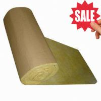 China Glass Wool Insulation Blanket with Kraft Paper Facing on sale