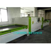 Furniture Industry Vacuum Laminating Machine High Automation Color Optional
