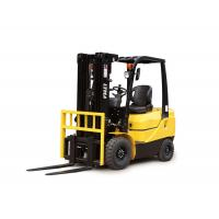diesel forklift truck 1.5 ton with 3m lifting height two stage mast