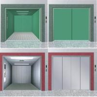 Quality Travelling Height  60 M Hydraulic Freight Elevator / Goods Elevator for sale