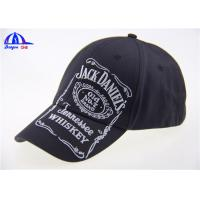 Quality Custom Fitted Baseball Caps Wholesale 98% Cotton 2% Spandex for Youth for sale