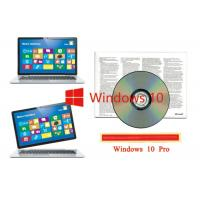 Quality Spanish version 1pk DSP Original Software Windows 10 Pro OEM Sticker Packaging 64bit for sale