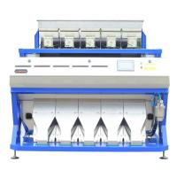 Quality Hot Selling new product CE certificated 5 chuts Rice CCD Color Sorter Machine from china for sale