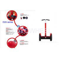 Quality Gyro Stabilized self balance 2 Wheel Stand Up Electric Scooter segway type for sale