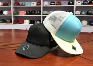 Quality China Hot sale Flat brim custom logo rhinestone blank 5panel snapback hats caps for sale