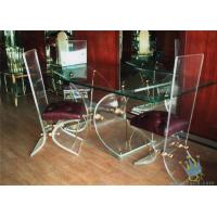 Quality acrylic used bar furniture for sale