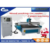 Quality 4.5kw Woodworking CNC Router With Air Cooled Spindle for sale