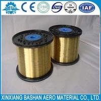 Quality xinxiang bashan Hot sale high quality brass wire/EDM brass wire for sale
