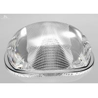 Buy cheap Tunnel Lighting Borosilicate Glass Lens Tempered 114 Degree Gt 110-27 from wholesalers