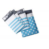 Dotted And Stripe Colorful Poly Bubble Envelope Small Bubble Mailers 4x8 and