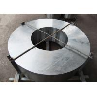 Quality EN10084 18CrNiMo7-6 Hot rolled  Forged Steel Rings  Gear  Blank Alloy Steel for sale