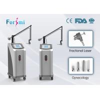 China Forimi Fractional Co2 Fractional Laser Vaginal Tightening & Acne Scar Removal Machine on sale
