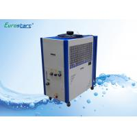 Quality Box Type Energy Saving Carrier Air Cooled Scroll Chiller for Air Conditioning for sale