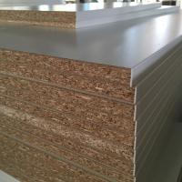 Buy High Strength Melamine Faced Chipboard , Melamine Chipboard Sheets Quick Delivery at wholesale prices