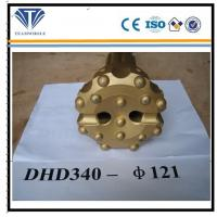 Buy DHD340-121 Drill Hammer Bit , Hard Carbide Steel Top Hammer Drill Bits at wholesale prices