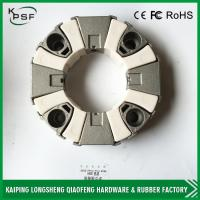 China Original Torsionally Caterpillar Excavator Spare Parts Flexible Shaft Coupling on sale