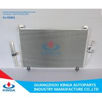 China Rapair Nissan Condenser radiator tank plastic material for Nissan OUTLANDER(03-) on sale