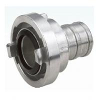 """Quality Aluminum forging Storz Fire Hose Coupling 1"""" to 4"""" with hose tail for sale"""