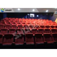 Buy Professional Imax Movie Theater 4D Sound Vibration Cinema With 100 Seats at wholesale prices