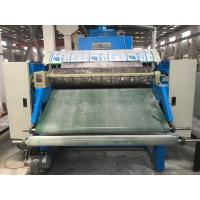 Quality 1.5m Single Cylinder Fiber Carding Machine For Wool for sale