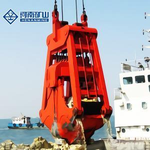 China 15cbm Rotating Grabs Excavator , High Performance Tower Crane Spare Parts on sale