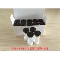 Quality HPLC Hexarelin Muscle Building Peptides Most Effective 98 Percent Purity for sale