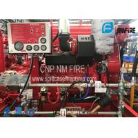 China IF05ATH-F Fire Power Engine 74KW Power With Diesel Fuel , High Performance on sale