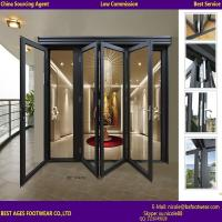 China Factory customized double glass aluminum window and door on sale