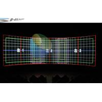 Quality The newest 4D cinema theater system, 4D Movie Theater with Snow, bubble, rain, wind Special effect system for sale
