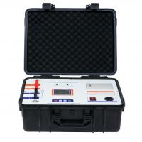 China Chongqing GDZC Series High Precision Transformer Winding DC Resistance Tester for sale