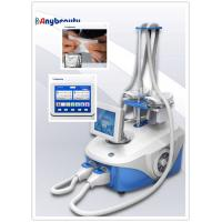 Quality 2 Handles Cryolipolysis Body Slimming Machine With 10'' Color Touch Screen for sale