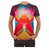 Quality 2013 new design t shirts fashion sublimated tee shirts wholesale polyester t shirts for men for sale