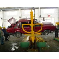 Quality Turnover Machine / Scrap Car Dismantling Equipment With Hydraulic Drive for sale