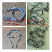 Quality Pulling grip,Support grip  Non-conductive cable sock for sale