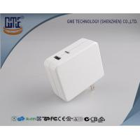 Quality White Multi Functional 30w Usb Charger Adapter With Qc And Type - C , Quick Charging for sale