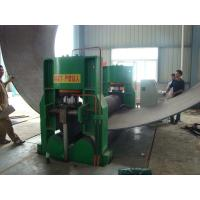 Quality 8mm Thickness Plate Rolling Machine , Hydrulic 3 Rolls Sheet Rolling Machine for sale