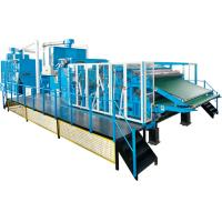 China Fiber Processing / Nonwoven Cotton Carding Machine High Performance Dust Collection System on sale