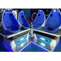 Buy Luxurious Virtual Reality / VR 9d Cinema Simulator Game Machine For Shopping at wholesale prices