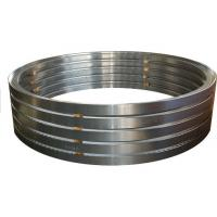 Professional Forged Steel Rings Stainless Steel Oem With Large Diameter for sale