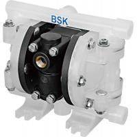 Quality Water Treatment Air Driven Diaphragm Pump , Chemical Diaphragm Sludge Pump for sale
