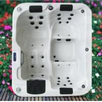 Quality Portable Acrylic SPA Equipment with Recreation and Thermostat System for sale