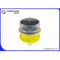 Quality Low intensity LED Solar Powered Aviation Light/Low intensity Light/ Solar Powered Light for sale