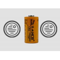 Buy cheap Non-Rechargeable No Passivation Lithium Li-MnO2 Battery for security Monitoring from wholesalers