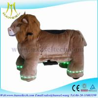 Quality Hansel coin toys ride on lion for sale