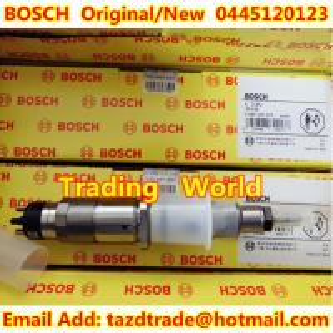 Quality BOSCH Original /New Injector 0445120123 / 4937065 for Cummins / Kamaz /Kavz Kurgan/ Paz for sale
