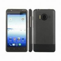 Quality DVC U5 Qualcomm MSM8225 Dual Core 5.3-inch QHD Smartphones Google's Android 4.0 for sale