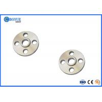 China ASTM A182 High Durability Socket Weld Pipe Flanges , Stainless Steel Class 600 Flange 4 on sale