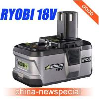 Quality Ryobi 18V P104 compact Lithium Ion Battery ONE+ Power tool battery - Free Shipping ! for sale