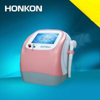Quality Effective 808nm Diode Laser Facial Hair Removal Machine For Men / Women for sale