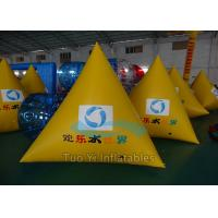 Quality Entertainment Inflatable Floating Marker Buoys For Water Activity CE Approval for sale